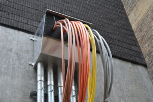 Fiber extension